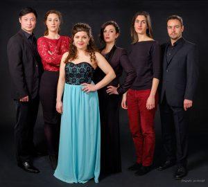 De cast van opera Ottone van G.F. Händel voor 21 en 29 oktober 2016