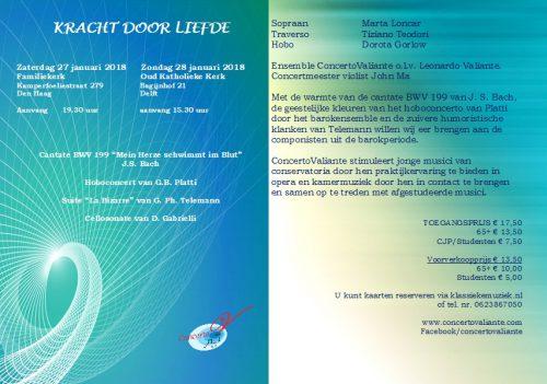 2018-01-27 en 28 Den Haag en Delft
